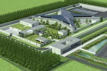 Nieuwe gevangenis Poort van Beveren