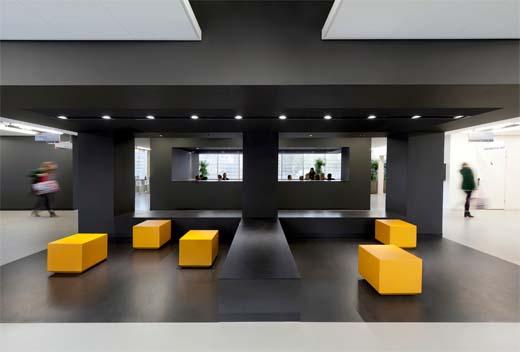 nieuw interieur Kohnstammhuis