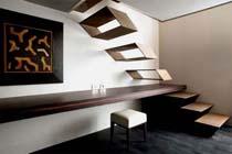 Interieur idee�n: Een trap mag ook mooi zijn (fotospecial)