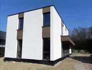 MHMA: Energiezuinige eengezinswoning in Sint-Niklaas