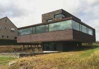 MHMA: Een villa met Frank Lloyd Wright allures in Dilbeek