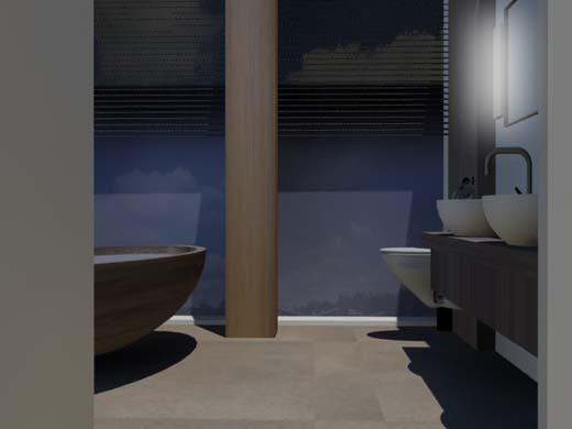 Badkamer Lampen Design : Badkamer design verlichting