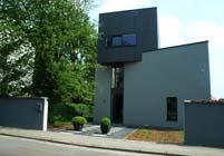 MHMA: Energiezuinige moderne woning in Merelbeke
