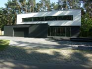 MHMA: Moderne ééngezinswoning in Bonheiden