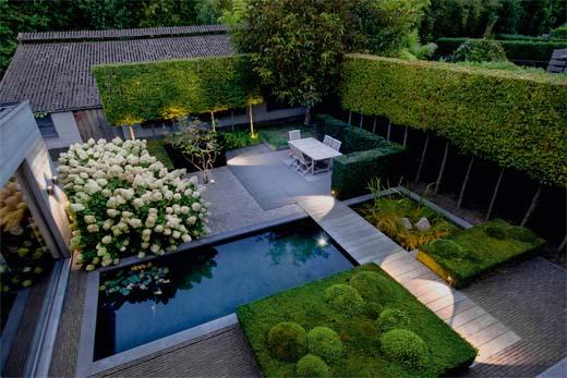 Tips voor de creatie van een optimale buitenverlichting - Buitenverlichting design tuin ...