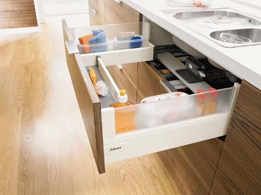 Maak een keukenproefrit in de blum showroom   bouwenwonen.net