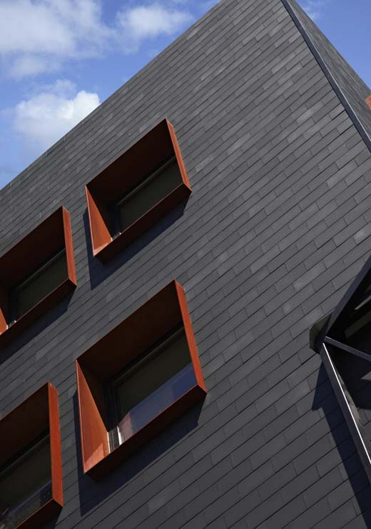 Overkraging voor cheapasses bouwinfo - Architectuur staal corten ...