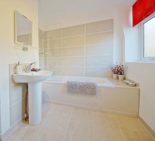 Muurtje Metselen Badkamer ~ Kies de juiste badkamervloer  bouwenwonen net