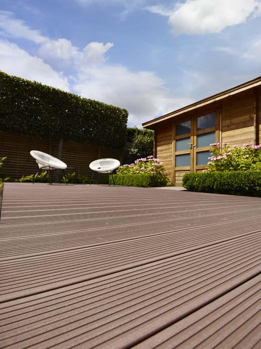 Duurzame terrasbekleding met respect voor de natuur