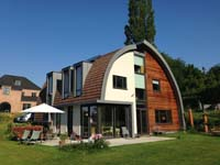 MHMA: Nieuwebouw ééngezinswoning in Hoeilaart