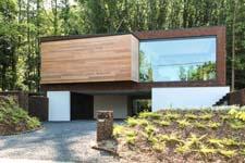 Mijn Huis Mijn Architect: Zweven tussen bomen