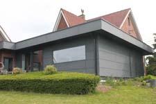 Mijn Huis Mijn Architect: halfopen woning in Hooglede