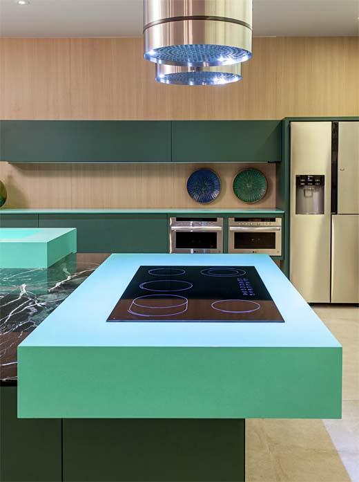 Acqua Fraccaroli: de kleur van 25 jaar Silestone