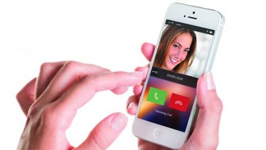 BTicino stelt op Batibouw 2016 videofonie via smartphone voor