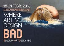 Something BAD is happening: ontdek Belgium Art & Design!