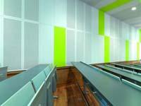 Knauf stelt Danoline plafond- en wandsystemen voor