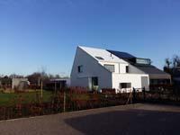 Mijn Huis Mijn Architect: Witte parel in St-Amandsberg
