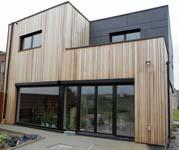Mijn Huis Mijn Architect: halfopen woning in Aalst