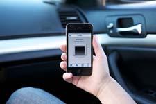 Garagedeuren comfortabel via een app bedienen