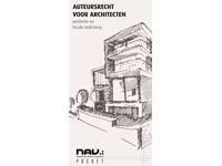 Nieuwe NAV pocket over Auteursrechten voor architecten
