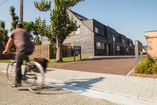 BREEAM excellent voor de Duurzame wijk in Waregem