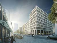 BAM verwerft vervolgopdrachten voor kantoren in Berlijn
