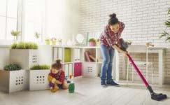 Wat is de ideale vloer voor mensen met een allergie?