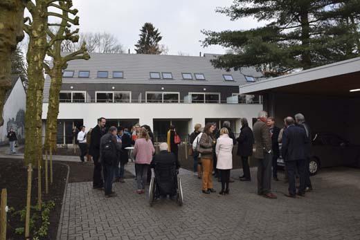 10 nieuwe appartementen in Kapellen-Hoogboom opgeleverd