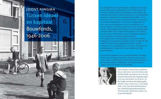 Tussen ideaal en kapitaal - bouwfonds, 1946-2006