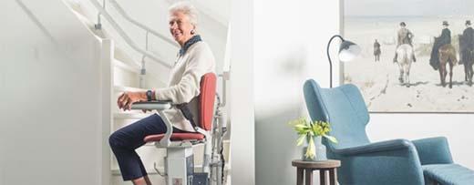 traplift tips om langer thuis te blijven wonen