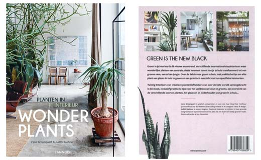 Wonderplants, planten in je interieur