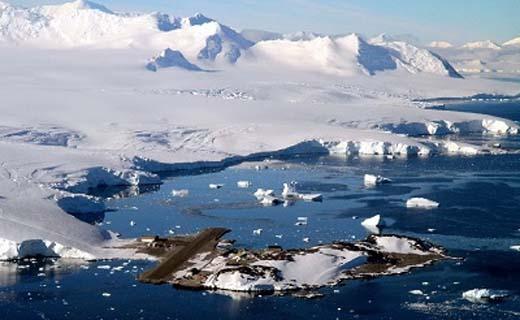 BAM mag Britse onderzoeksfaciliteiten Antarctica moderniseren