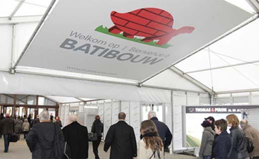 Belangrijke informatie voor Batibouw-bezoekers
