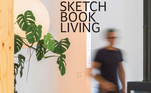Sketchbook Living - architecten en hoe ze wonen