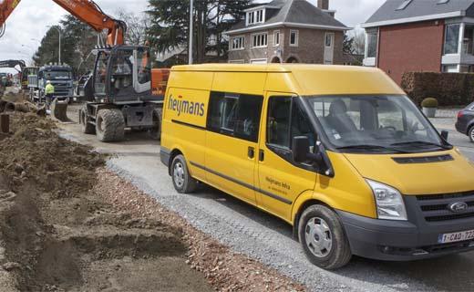 Heijmans verkoopt Belgische activiteiten aan BESIX
