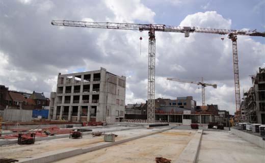 Jaarlijkse conjunctuurbarometer toont stagnerende bouwmarkt