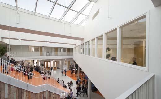 Uniek gebouw Eduwiek Hoogeveen spectaculair geopend