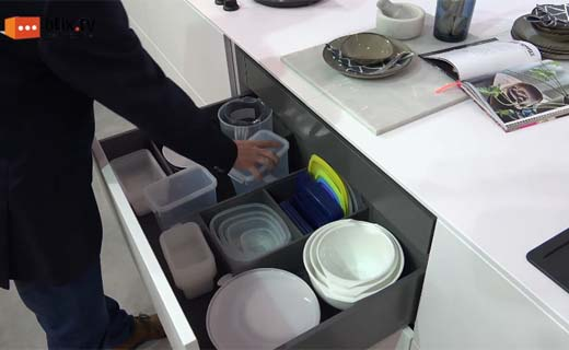 Hoe berg jij je 1240 keukenspullen op? (video)