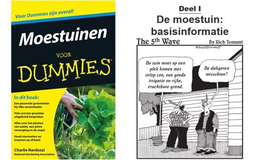 Ebook: Moestuinen voor Dummies