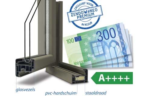 Krijg tot € 300 voor je ramen en deuren