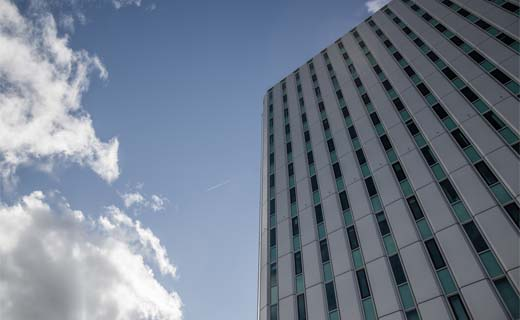 Nederlandse kantorenmarkt vindt in 2016 weg omhoog