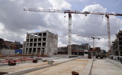 Conjunctuurbarometer NAV en UWA toont stagnerende bouwmarkt