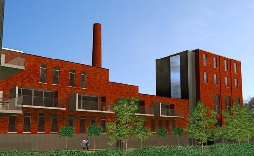 Realisatie woonproject in oude brouwerij in Wijnegem van start