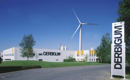 Derbigum investeert 4,5 miljoen Euro in nieuwe productielijn