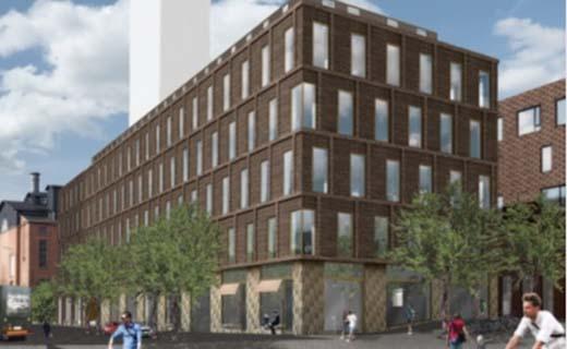 BAM Danmark verwerft opdracht voor kantoor in Kopenhagen