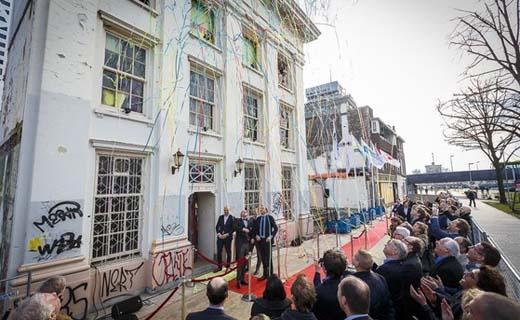 Bouw woontoren Van Sijpesteijnkade Utrecht feestelijk van start