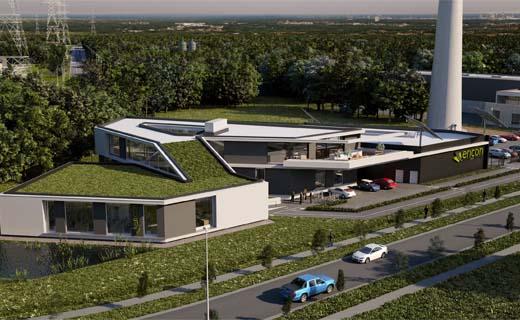 Heijmans Bouw mag duurzaam kantoor voor Encon bouwen