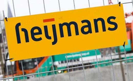 Heijmans verkoopt Oevermann aan PORR