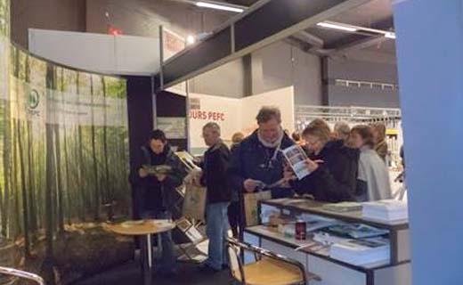 PEFC sensibiliseert liefhebbers van bouwen met hout