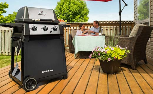 Broil King-barbecues, design om u tegen te zeggen